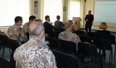 Liepa-ja Military Base